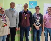 Сотрудники МИАЦ приняли участие в первенстве по плаванию среди работников учреждений здравоохранения