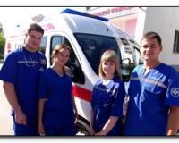 28 апреля - День работников скорой медицинской помощи