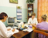 Амбулаторно-поликлиническая помощь жителям области